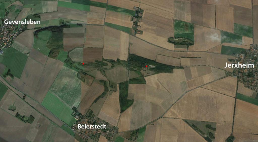 Luftbild Heeseberg